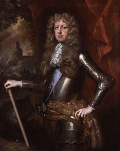 Royalist leader James Butler, Earl of Ormonde.