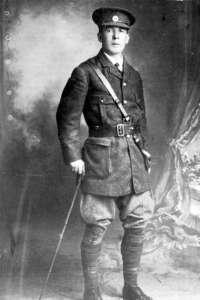 Austin Stack in Volunteer uniform.