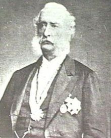 Richard MacDonnell.