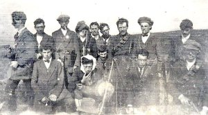 A Carlow IRA training camp, c 1920. (Courtesy of Irish Volunteers website).
