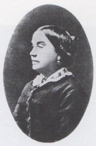 Engel's Irish wife Liz Burns.