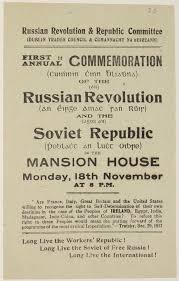 russian revolution ireland