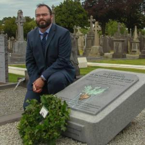 Shane Kenna. (Photo Courtesy of the National Graves Association).