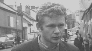 Martin McGuinness in 1972.