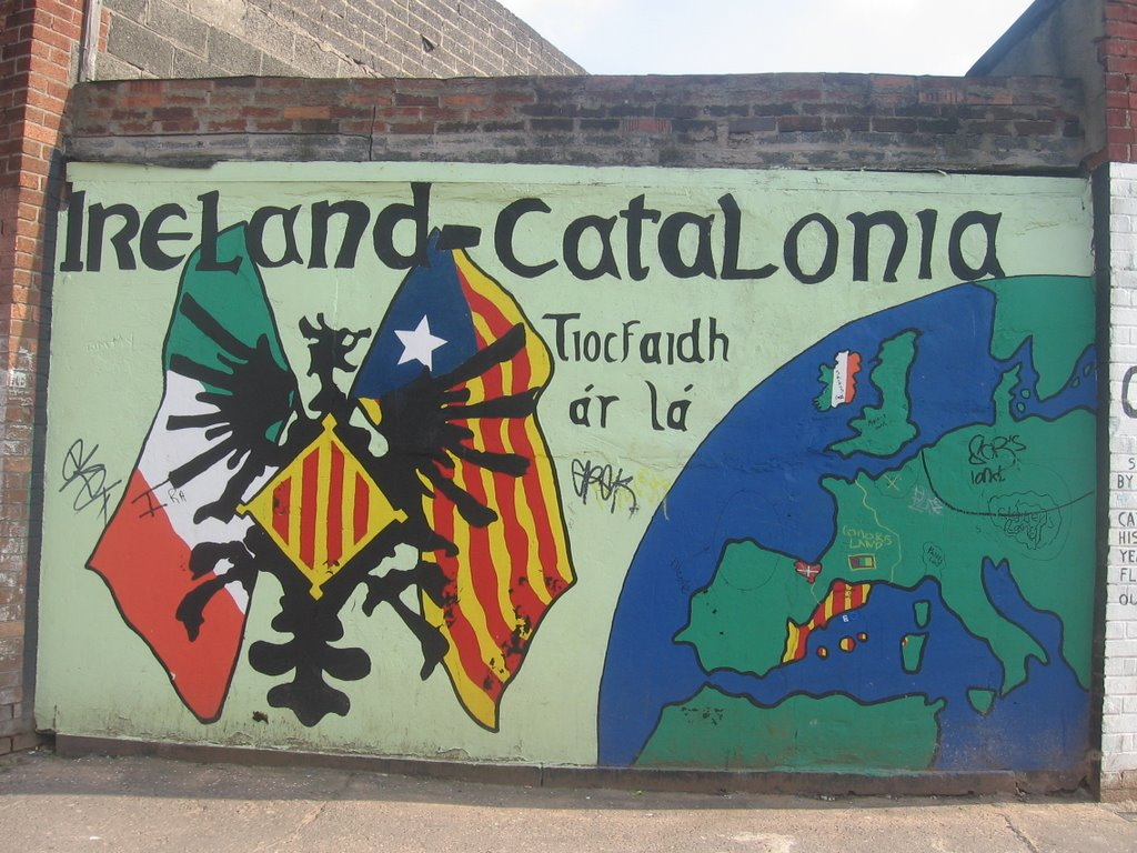 Catalonia and Ireland