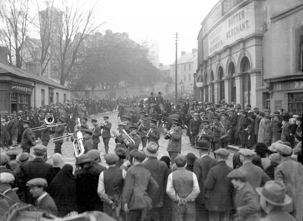 Casualties of the Irish Civil War in County Cork