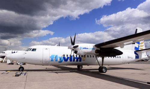VLM Airlines scraps London Waterford route