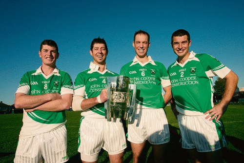 London GAA hurlers SADS cycle