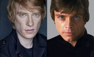 Force remains undisturbed after Skellig Michael shoot - Domhnall gleeson