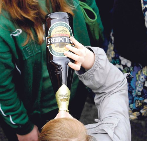 2M 'at risk' under new drink limits