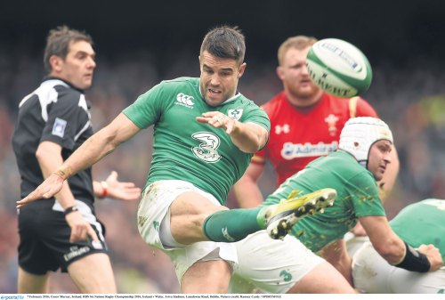Depleted Ireland show real character