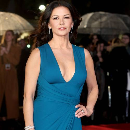 Catherine Zeta-Jones: 'Marriage isn't easy'