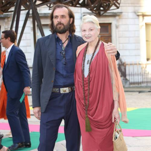 Vivienne Westwood adds husband's name to label