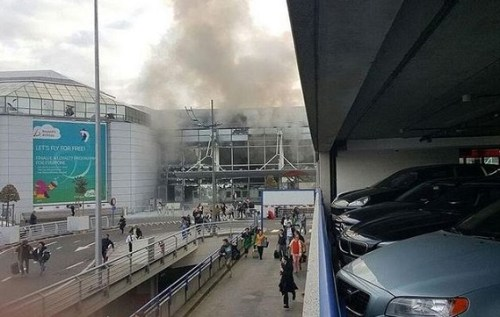 Brussels Attacks, March 2016