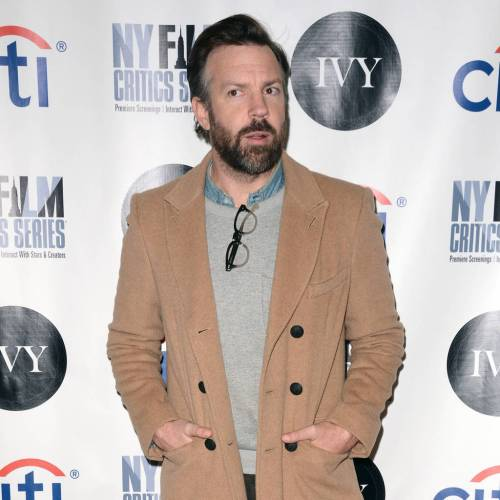 Jason Sudeikis' son Otis tickled by Elmo and Beyonce
