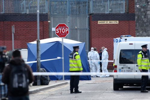 Dublin shooting claims innocent bystander