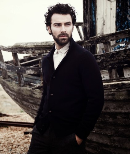 Poldark producer worried about Aidan Turner's looks