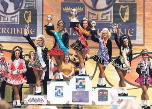 Glasgow gets £14m Irish dancing boost