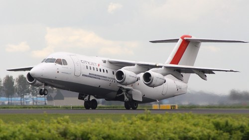 Cityjet's Cork route cancelled