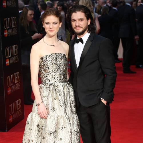 Rose Leslie rules out onscreen reunion with Kit Harington