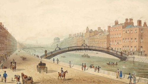 Ha'Penny Bridge 200th birthday