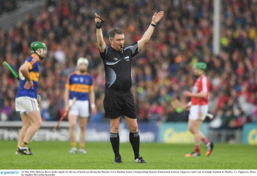 More former players should become top-flight referees