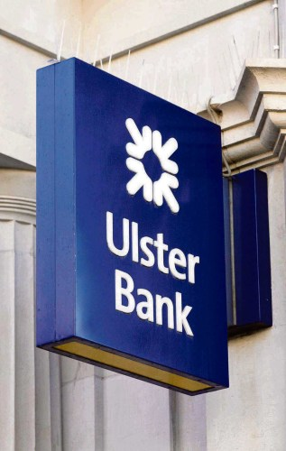 Ulster Bank selling £2bn of its loans to vulture funds