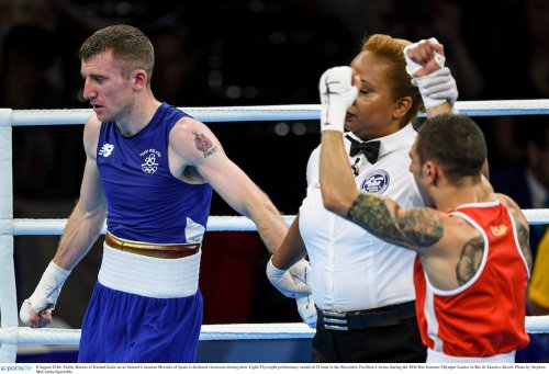 Paddy Barnes Rio heartbreak