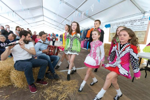 Fleadh attracts 400000 people