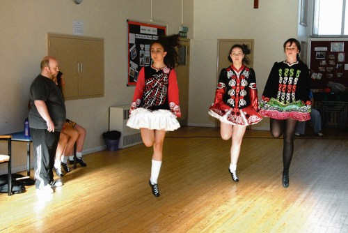 Irish Dance multicultural appeal