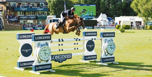 Billy Twomey Longines King George Gold Cup