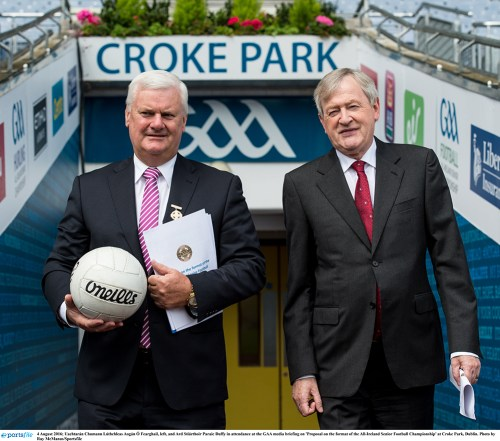 GAA Football Championship major overhaul
