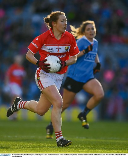 Ladies GAA Cork dominates Camogie Football