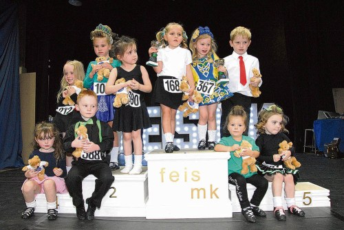 Irish dance Milton Keynes Hollywood