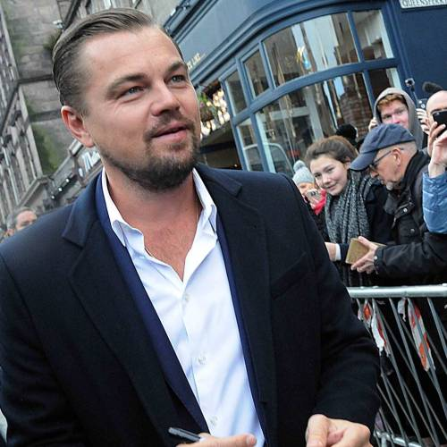 Leonardo DiCaprio Scottish restaurant