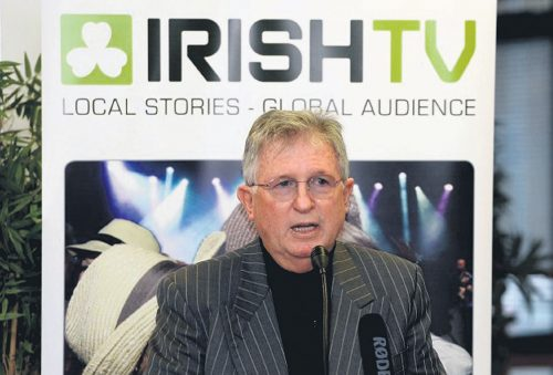 Irish TV update