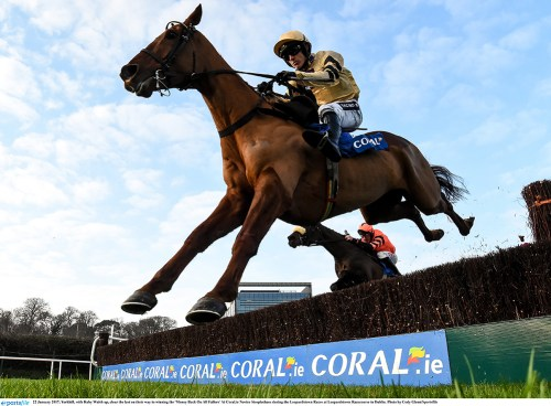 Leopardstown Ice Cold Soul upset