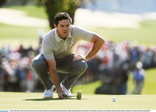 McIlroy resented Olympic Games