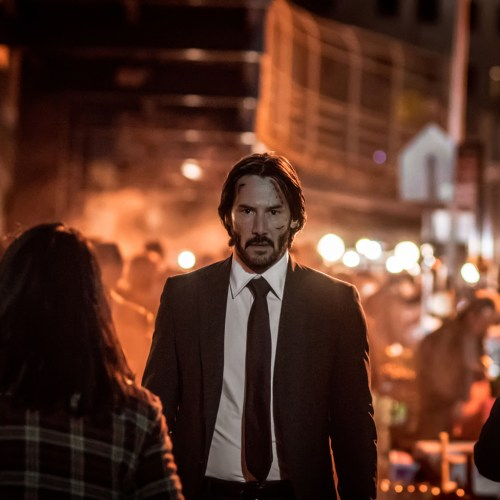 Film Review John Wick Chapter 2