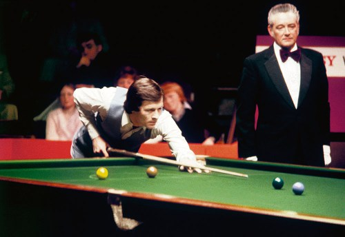 Crucible Forty years snooker magic