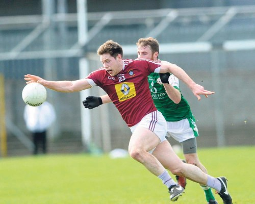 London GAA Outclassed