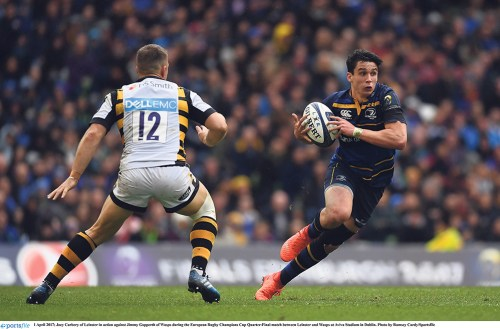 Classy Carbery makes difference Leinster