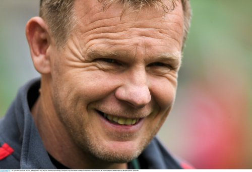 Mark McCall Saracens Champions Cup double double clermont auvergne