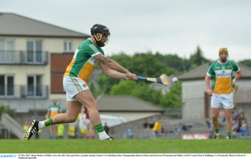 Offaly westmeath leinster hurling championship