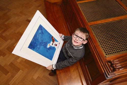 Promise Texaco Childrens Art Competition