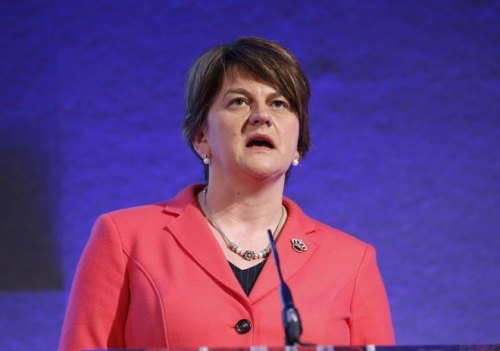 Scottish Tory leader Ruth Davidson Democratic Unionist Party intolerance