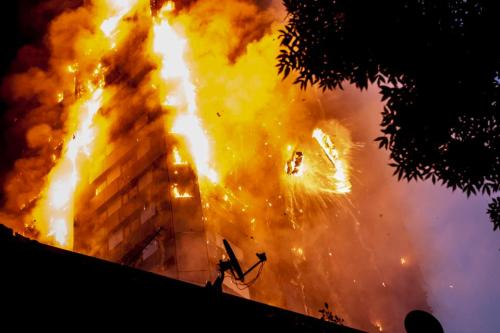 Grenfell tower death toll expected rise
