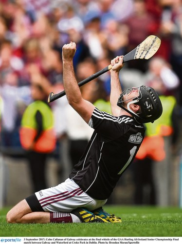 galway 29 year wait liam mccarthy cup hurling