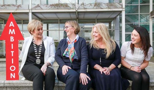 Irish women bosses can lead Brexit charge