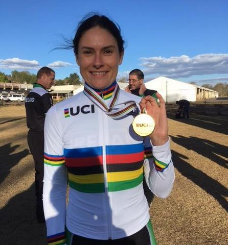 Katie-George Dunlevy strikes double gold world championship